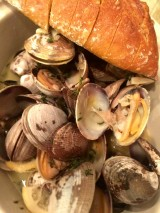 SKILLET ROASTED CLAMS