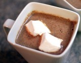 HOLIDAY HOT CHOCOLATE with HOMEMADE MARSHMALLOWS