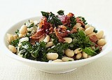 KALE & WHITE BEAN SALAD
