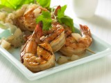 SPICY SESAME GRILLED SHRIMP